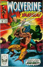 Wolverine # 32 (Marc Silvestri) (USA, 1990)