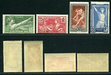 "FRANCE STAMP TIMBRE  183 / 186  "" SERIE JEUX OLYMPIQUES 1924 "" NEUFS  XX TB"