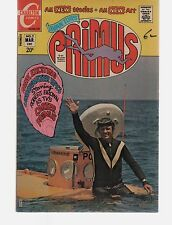 PRIMUS 2  70S TV SERIES  CHARLTON ADVENTURE  COMICS