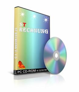 Rechnungsprogramm - ST Rechnung, Rechnungen, Lieferscheine, Angebote usw.
