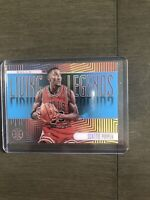 2019-20 Illusions SCOTTIE PIPPEN Living Legends Sapphire Acetate Chicago Bulls