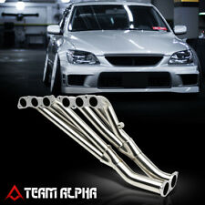 Fits 2001-2005 Lexus IS300 Altezza XE10[STAINLESS STEEL]Exhaust Manifold Header