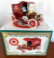 BOITE TEXACO 1913 FORD MODEL T delivery truck GEARBOX 1:16 édition limitée USA