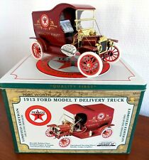 Box Texaco 1913 Ford Model T Delivery Truck Gearbox 1:16 Edition Limited USA
