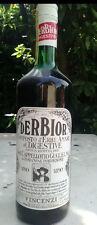 Amaro DERBIOR. Composto da erbe digestive.  1 litro