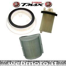 Kit Tagliando Filtro Filtri Aria 3 pz Yamaha TMax T-Max 2006 2007