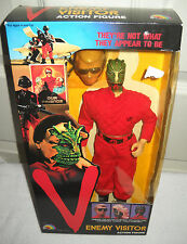 #4451 NIB VIntage LJN V Enemy Visitor Figure