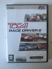 PC DVD ROM  TOCA RACE DRIVER 2 GIOCO