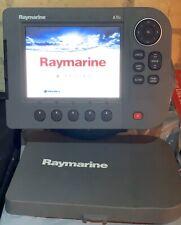 Raymarine A70D Chartplotter Fishfinder