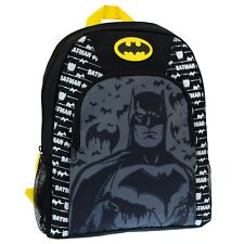Batman Backpack | Kids DC Comics Batman Rucksack