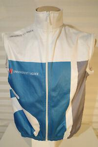 Universitetet Agder WindTex Windstopper Cycling Gilet Vest Top Size M