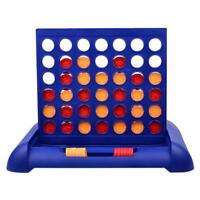 1x Connect 4 Line Up In A Row Line Board Game Family Kid Toy Educational Ages 5+