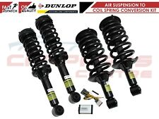 GENUINE DUNLOP LAND ROVER DISCOVERY 3 AIR SUSPENSION COIL SPRING CONVERSION KIT