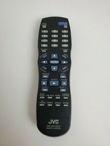 Genuine OEM JVC RM-SXV001A DVD Player Remote Control Tested Works - Free Ship