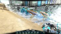 ark survival evolved xbox one Pve High Level Angler And Eel Breeding Pair 4