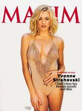 Yvonne Strahovski Poster 11x17 Mini Poster (28cm x43cm) #01 Maxim Cover