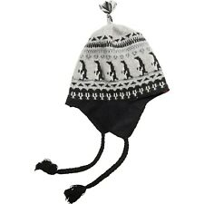 The North Face Men's Penguin Trapper Beanie Lambswool Blend OS New