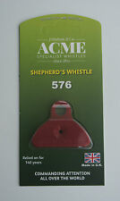 SHEPHERDS WHISTLE PLASTIC or  NICKEL and or COLOURED LANYARDS