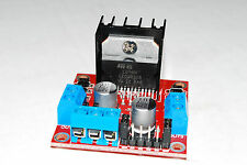 2 PSC Dual H-bridge L298N motor driver board module stepper robot Arduino A428