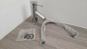 ~~HOT DEAL~~ 👍 Mixer Tap in Chrome with Fittings and Hoses - Slight faults
