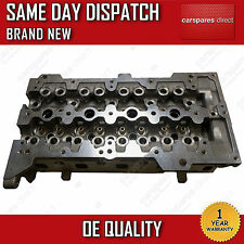 FIAT PUNTO,DOBLO,IDEA,PANDA 1.3 BARE CYLINDER HEAD *BRAND NEW*