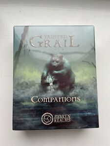 Tainted Grail Fall of Avalon: COMPANIONS Expansion - New, Sealed, Free UK Ship