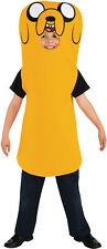 Adventure Time Jake Cartoon Network Cartoon Child Costume Rubies