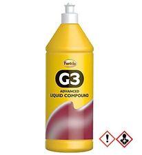 1 Stück Farecla G3 Advanced Liquid Compound Schleifpaste Politur 500ml AG3-700