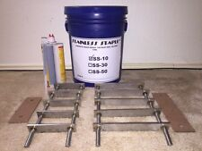 Stainless Staple™ 10ft Concrete and Swimming Pool Crack Repair Kit SS-10
