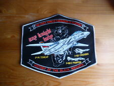 VF-154 Large Tomcat Black knights patch Westpac Miramar F14 Original Any Knight