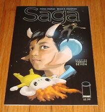 Saga #27 1st Print Brian K Vaughan Fiona Staples Image Comics
