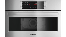 """Bosch 30"""" Stainless Steel Convection Speed Oven Microwave HMC80251UC"""
