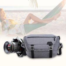 Partition Daily Sling Shoulder Camera Bag for Canon Nikon DSLR Digital Camera