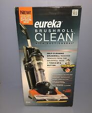 Eureka Brushroll Clean with SuctionSeal Bagless Upright Vacuum As3401A - New