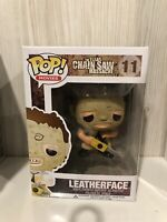 Movies The Texas Chainsaw Massacre Leatherface Funko Pop Vinyl