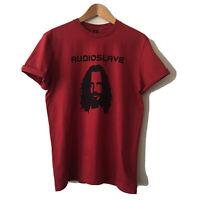 Audioslave Chris Cornell T-Shirt NEW Anvil 980 Red Mens Unisex Fit Size S-XL