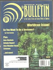 Sfwa Bulletin Science Fiction Writers of America 178 Mike Resnick Barry Malzberg