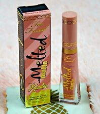Too Faced - I Want Kandee Melted Matte Liquid Lipstick - Color: Melted Ice Cream