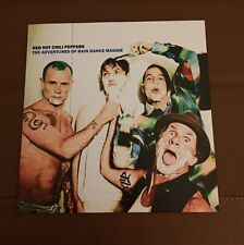 RARE - Red Hot Chili Peppers - The Adventures Of Rain Dance Maggie - Promo CD