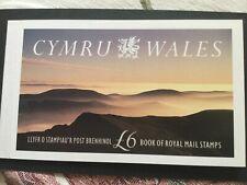 1992 DX13- Cymru Royal Mail Prestige Stamp Book