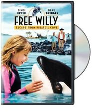 Free Willy: Escape from Pirate's Cove [New DVD] Full Frame, Subtitled, Widescr