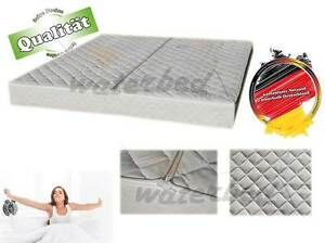 Frottee Auflage Bezug Baumwolle für Wasserbett Rundumbezug Wasserbettbezug