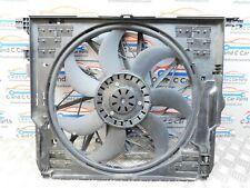 BMW 5 6 7 Series Radiator Fan Cowling 530D Diesel F10 F11 F12 F13 8509740 23/9