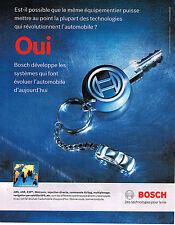 PUBLICITE ADVERTISING 114  2005  BOSCH  équipement accessoires voitures