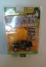 Jada Toys Donk Box & Bubble '85 1985 Cadillac Brougham Black Die-Cast 1/64 Scale
