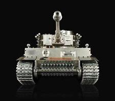High Simulation 100% Metal HengLong 1/8 German Tiger I RTR RC Tank Model 3818