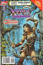 Xena: Warrior Princess: The Orpheus Trilogy #2 (April 1998, Topps) Fine/Vf
