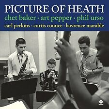 Chet Baker & Art Pepper - Picture of Heath [New Vinyl] Spain - Import