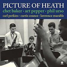 Chet Baker & Art Pepper - Picture of Heath [New Vinyl] Spain - Import