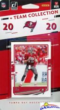Tampa Bay Buccaneers 2020 Donruss NFL Limited Team Set-Tom Brady,Rob Gronkowski+